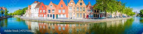 Deurstickers Brugge Brugge - Belgium