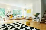 Spacious apartment with corner sofa - 172809224