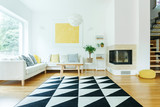 Open space interior with sofa - 172809250