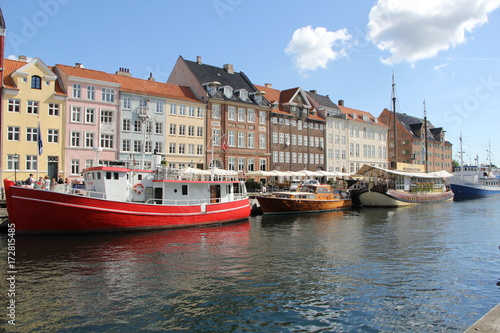 Copenhague - Nyhavn  Poster