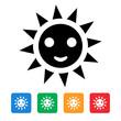 sun - summer icon