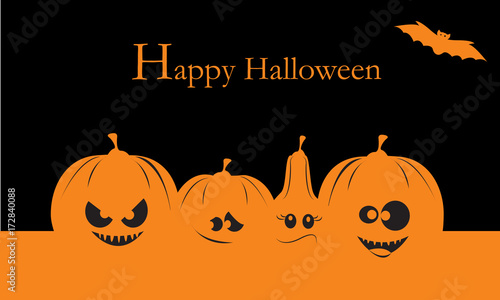 Halloween illustration