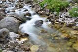 creek in mountain