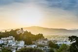 view of Buildings around Athens city, Greece - 172845860