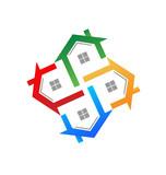 House business real estate design vector - 172852644