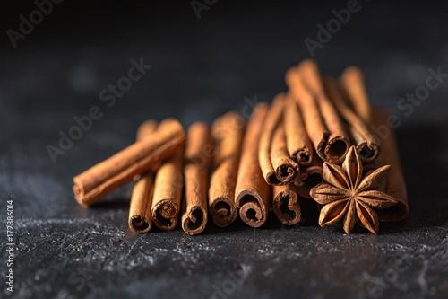 Sticker Cinnamon