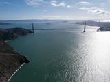 Golden Gate Bridge on Sunny Day