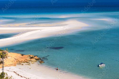 whie beach, whitsunday   buy photos   ap images   detailview