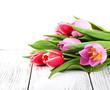 bouquet of tulips - 172920406