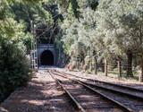 Túnel del ferrocarril