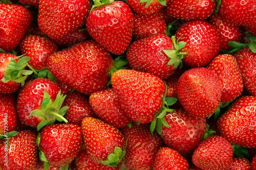 Strawberry background - 172930469