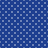 Seamless classical dotted pattern
