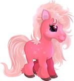 little beautiful pony - 173008240