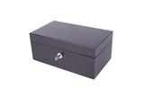 Black box on white background - 173021435