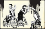 Athletes with physical disabilities - BASKETBALL - 173029059