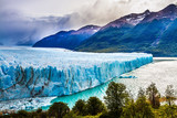 Lake Argentine in province of Santa Cruz