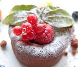 dessert au restaurant - 173075857