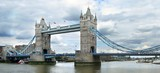 Tower Bridge is a landmark of London, England