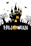 Halloween card - 173199448