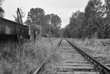 Eisenbahnrampe