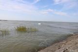 Blick von Steindamm auf die Nordsee