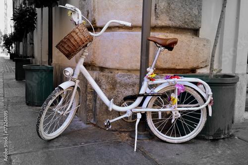 Tuinposter Fiets Bike