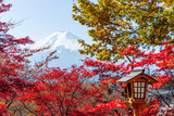 Autumn Fujisan - 173340255