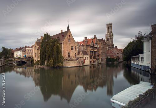 Papiers peints Bruges Bruges canal