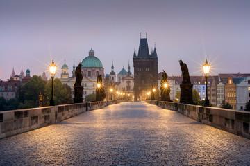 Charles V bridge, Prague