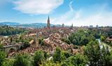 Panoramic view of Berne, Switzerland - 173403492