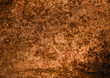 Bronze shinny abstract copper textured background - 173407069