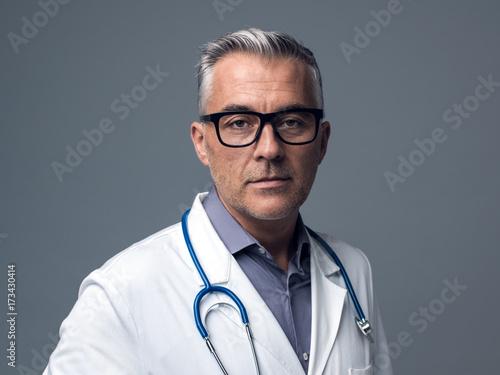 Fototapeta Chief physician