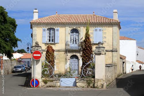 Poster Noirmoutier en l'ile - Vendée