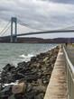 verrazano bridge view