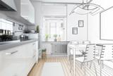 Einbauküche (Entwurf)