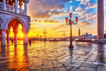 Piazza San Marco Wenecja