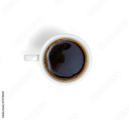 Papiers peints Cafe Cup of coffee