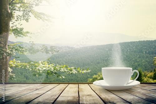 Papiers peints Cafe Cup