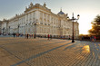Royal Palace in Madrid, Spain - 173765252