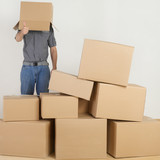 Moving house concept - 173784432