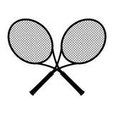 pair of rackets