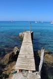 Bella vista delle spiagge di Ibiza. Spagna - 173819000