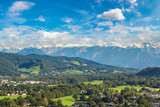 Panoramic view of Salzburg - 173843460
