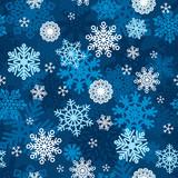 Snowflakes Winter Wallpaper Seamless Pattern - 173847208