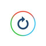 Rainbow Style App Icon - 173910452