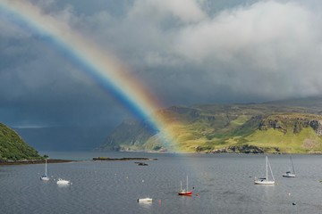 scenery of Scotland in England