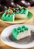 Christmas cake - 173953471