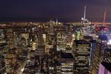 Nuit sur New York