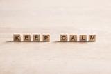 Keep calm phrase - 174045293