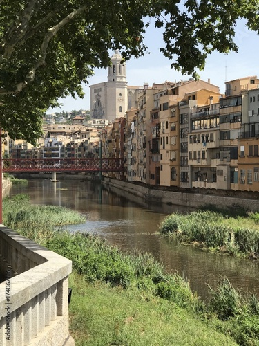Foto op Plexiglas Venice girona